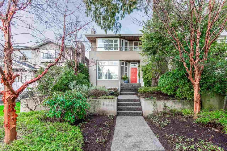 3037 W 42nd Avenue - Kerrisdale House/Single Family for sale, 4 Bedrooms (R2433022)