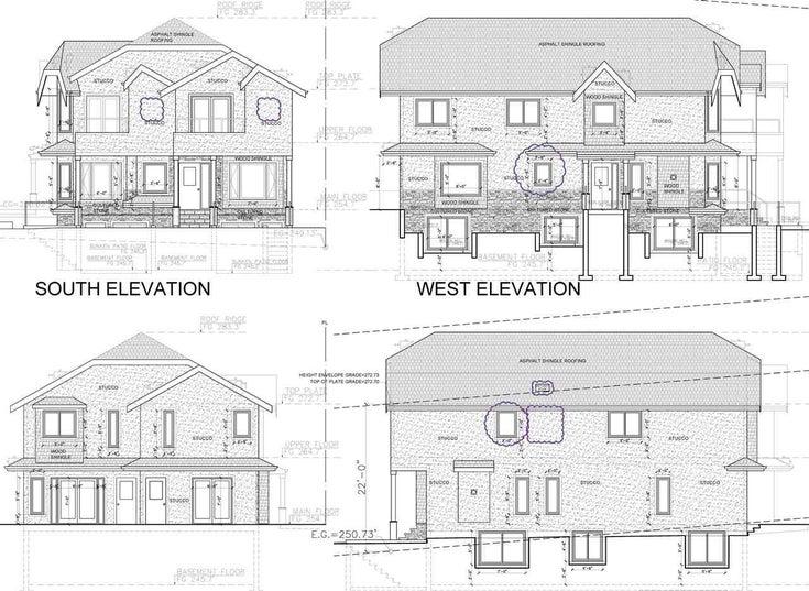712 St. Andrews Avenue - Central Lonsdale 1/2 Duplex for sale, 4 Bedrooms (R2530543)