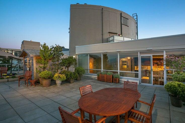 1002 9262 University Crescent - Simon Fraser Univer. Apartment/Condo for sale, 2 Bedrooms (R2301932)