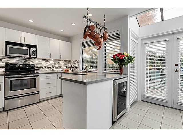 1847 W 14th Avenue - Kitsilano 1/2 Duplex for sale, 3 Bedrooms (V1035652)