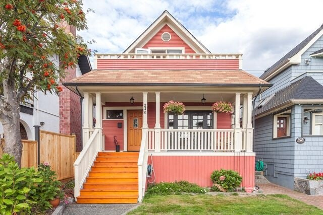 238 W 5th Street - Lower Lonsdale House/Single Family for sale, 3 Bedrooms (R2002315)