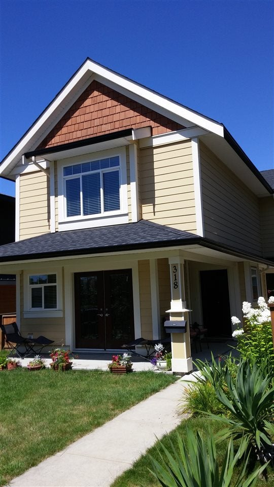 318 W 18th Street - Central Lonsdale House/Single Family for sale, 5 Bedrooms (R2097589)