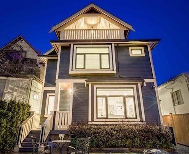 1758 E 13th Avenue - Grandview Woodland 1/2 Duplex for sale, 3 Bedrooms (R2514870)