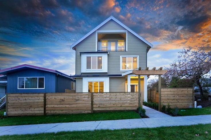 3002 Graveley Street - Renfrew VE 1/2 Duplex for sale, 3 Bedrooms (R2520142)