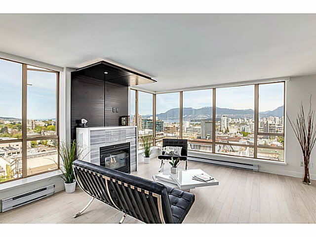 1201 1405 W 12th Avenue - Fairview VW Apartment/Condo for sale, 2 Bedrooms (V1062327)