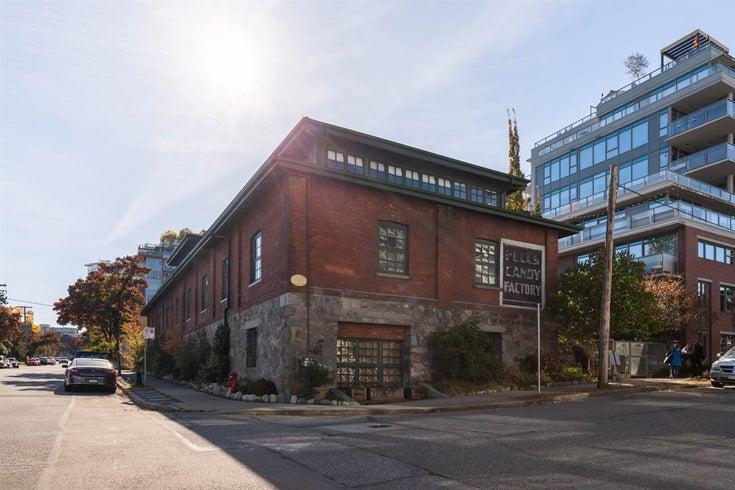 8 280 E 6th Avenue - Mount Pleasant VE Apartment/Condo for sale, 1 Bedroom (R2414058)