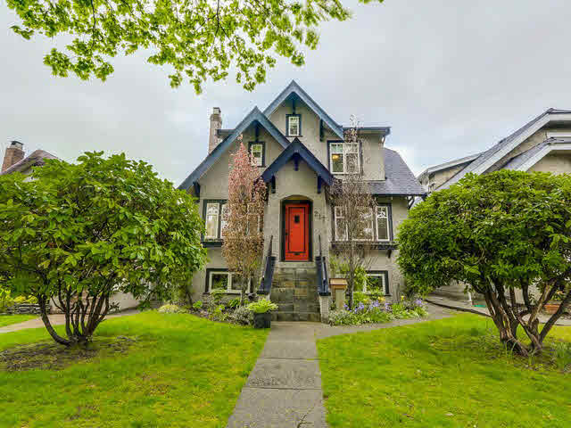 217 W 21st Avenue - Cambie House/Single Family for sale, 5 Bedrooms (V1118954)