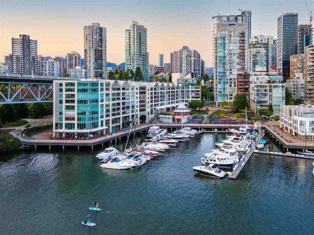 2203 1000 BEACH AVENUE - Yaletown Apartment/Condo for sale, 1 Bedroom (R2578931)