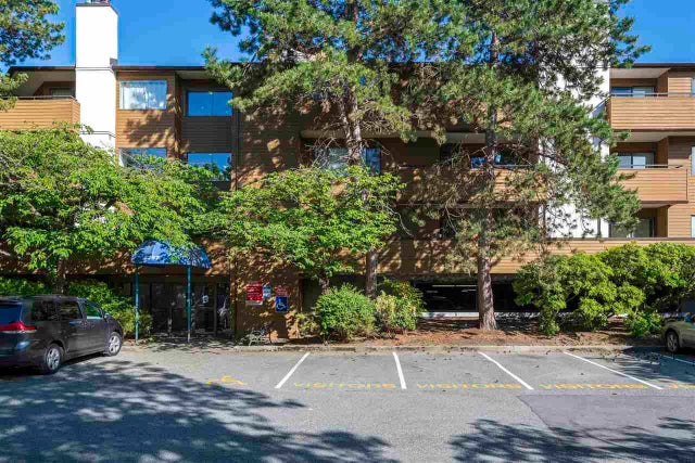 206 7297 MOFFATT ROAD - Brighouse South Apartment/Condo for sale, 1 Bedroom (R2589375)