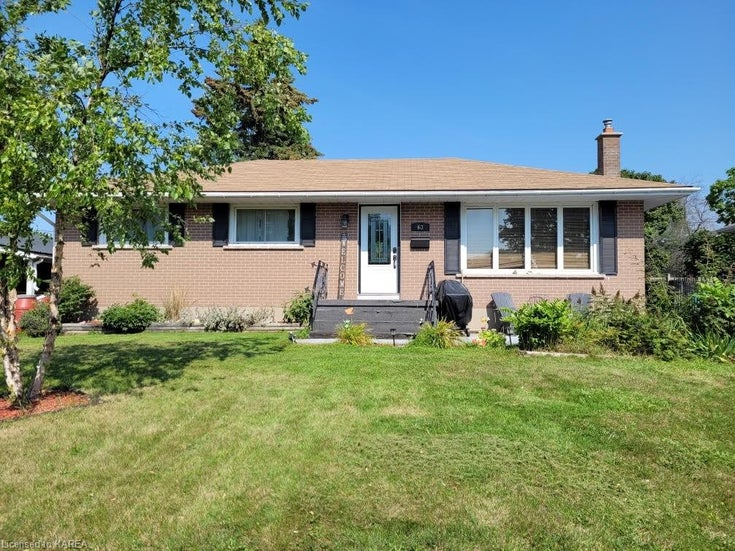 63 Hyland Crt - Amherstview Single Family for sale(40159615)
