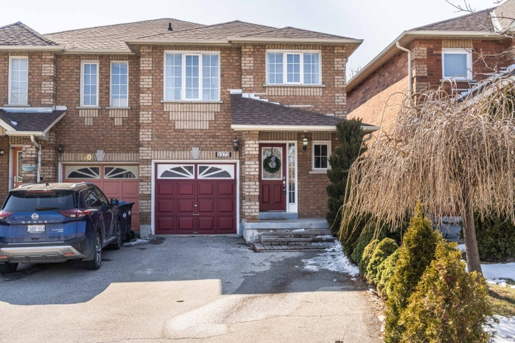 5372 Cosentino Garden - Mississauga Single Family for sale, 3 Bedrooms (W5138302)