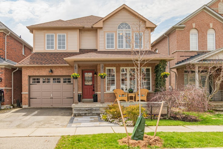 18 Robarts Drive - Milton Single Family for sale, 4 Bedrooms (W5213765)
