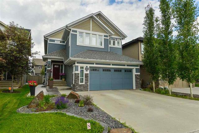 5428 Edworthy Way NW Edmonton - Edgemont_EDMO Detached Single Family for sale(E4204104)