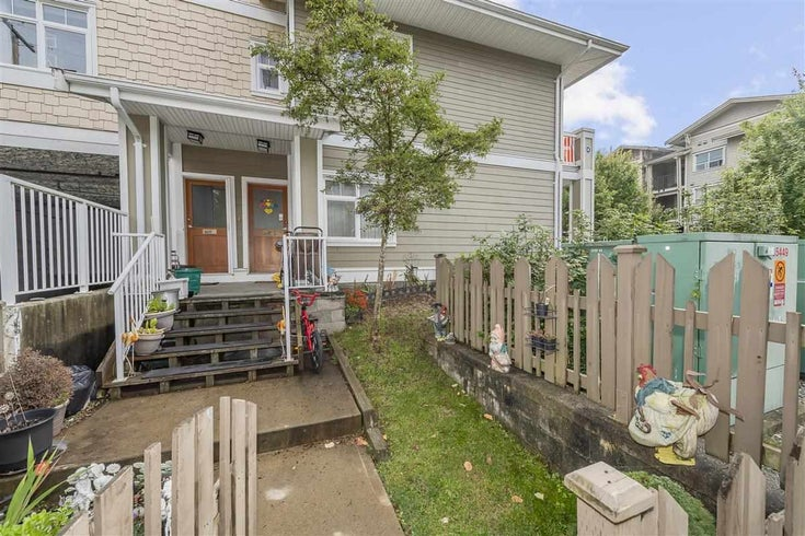 168 7388 Macpherson Avenue - Metrotown Townhouse for sale, 3 Bedrooms (R2507165)