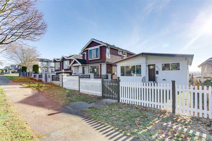 952 E 63rd Avenue - South Vancouver House/Single Family for sale, 6 Bedrooms (R2523018)