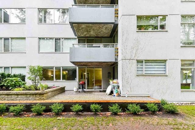 107 3061 E Kent Avenue North, Vancouver - South Marine Apartment/Condo for sale(R2526934)