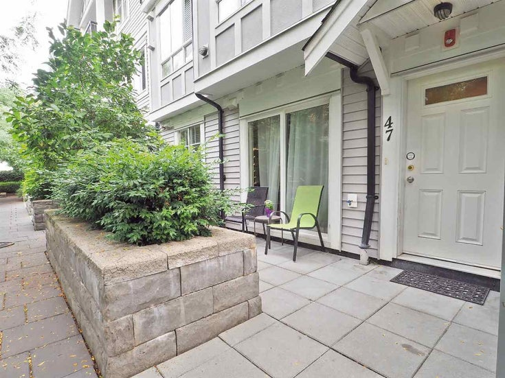 47 13239 Old Yale Road - Whalley Apartment/Condo for sale, 1 Bedroom (R2203925)