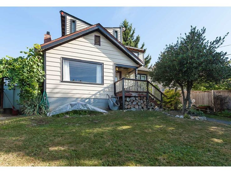 33435 1st Avenue - Mission BC House/Single Family for sale, 2 Bedrooms (R2402988)
