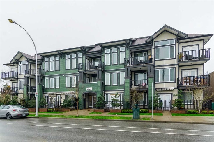 101 5665 177b Street - Cloverdale BC Apartment/Condo for sale, 2 Bedrooms (R2152119)