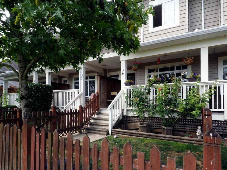 36 6852 193 Street - Clayton Townhouse for sale, 3 Bedrooms (R2198394)