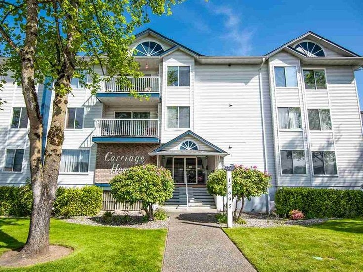 210 17695 58 Avenue - Cloverdale BC Apartment/Condo for sale, 2 Bedrooms (R2373782)