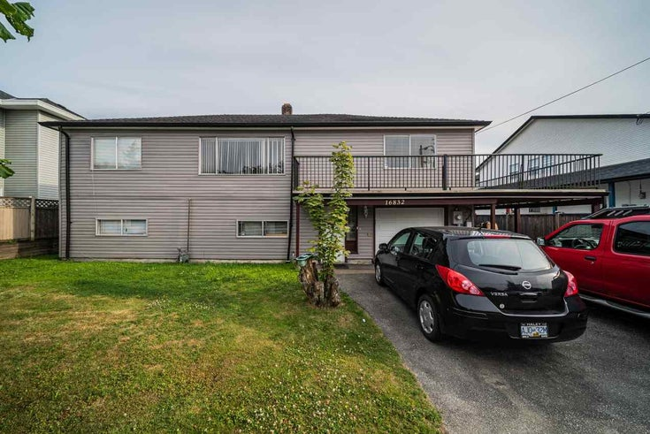16832 60 Avenue - Cloverdale BC House/Single Family for sale, 5 Bedrooms (R2386764)