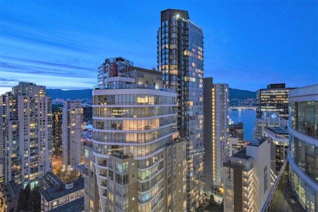 2507 1151 W Georgia Street - Coal Harbour Apartment/Condo for sale, 2 Bedrooms (R2374290)