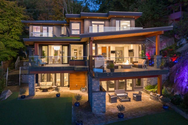 5124 Marine Drive - Caulfeild House/Single Family for sale, 5 Bedrooms (R2505522)