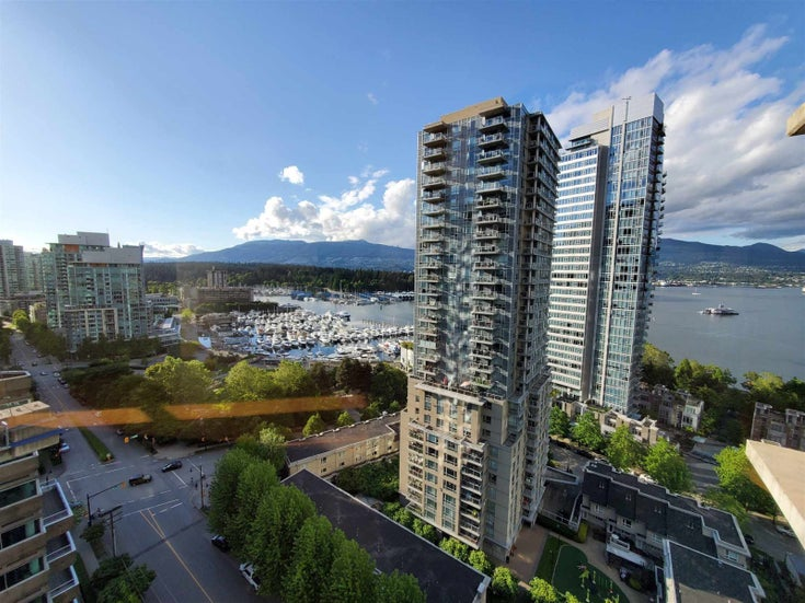 1702 1228 W HASTINGS STREET - Coal Harbour Apartment/Condo for sale, 2 Bedrooms (R2593521)