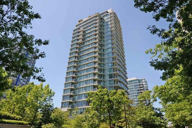 1603 1710 Bayshore Drive - Coal Harbour Apartment/Condo for sale, 2 Bedrooms (R2109595)