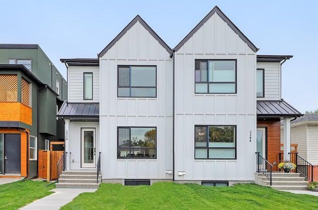 2310 23 Avenue SW - Richmond Semi Detached for sale, 4 Bedrooms (A1148691)