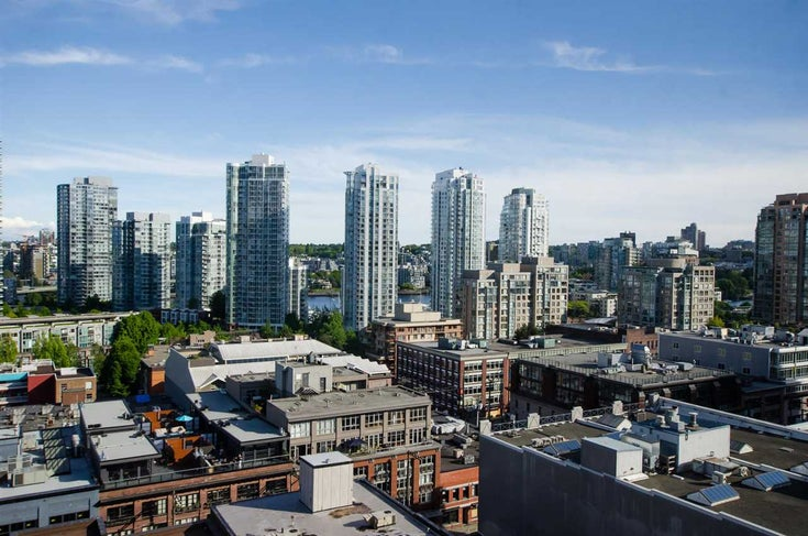 1404 1055 Homer Street - Yaletown Apartment/Condo for sale, 2 Bedrooms (R2543899)