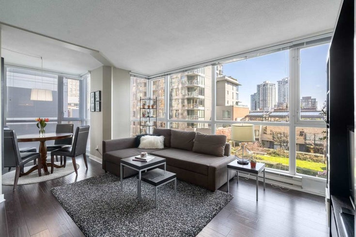 305 1188 Richards Street - Yaletown Apartment/Condo for sale, 1 Bedroom (R2445751)