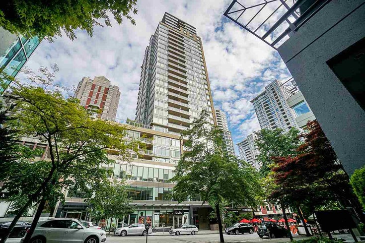 609 888 Homer Street - Downtown VW Apartment/Condo for sale, 1 Bedroom (R2586843)