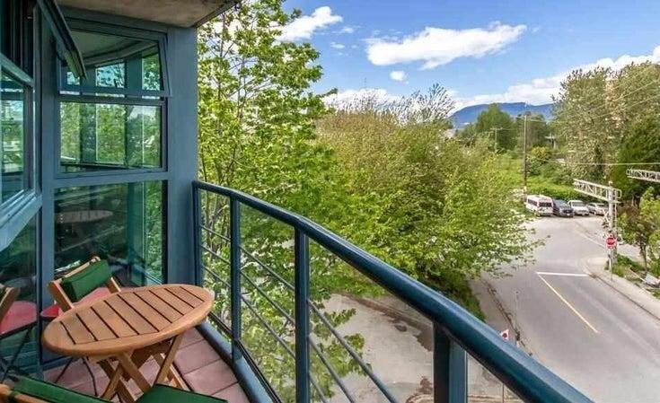 304 1630 W 1st Avenue - False Creek Apartment/Condo for sale, 2 Bedrooms (R2546666)