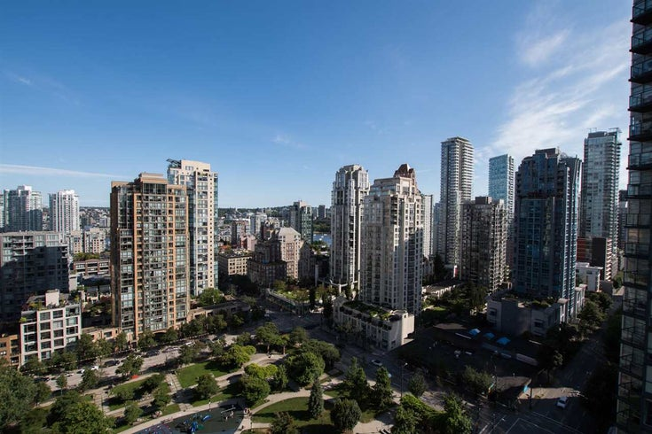 1906 1155 Seymour Street - Downtown VW Apartment/Condo for sale, 2 Bedrooms (R2504883)