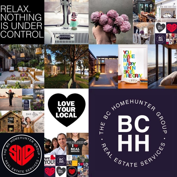 @BCHOMEHUNTER THE BC HOME HUNTER GROUP METRO VANCOUVER I FRASER VALLEY I BC URBAN & SUBURBAN REAL ESTATE SALES  Homes are like people - they come in all shapes & sizes - and are all equally beautiful & worthy of being loved. S❤️LD! Whatever your dream home or first home looks like our passionate real estate team know your way home! Call us anytime.  Look for our trademarked