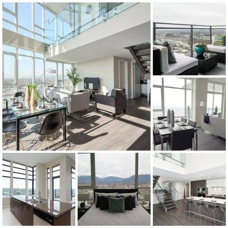 Brentwood condo penthouses