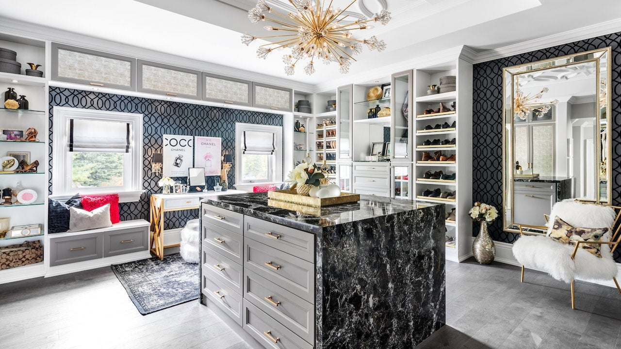 In Luxury Homes Walk In Closets Dazzle Lola Oduwole Jpg 1280x720 Luxury Home  Closets