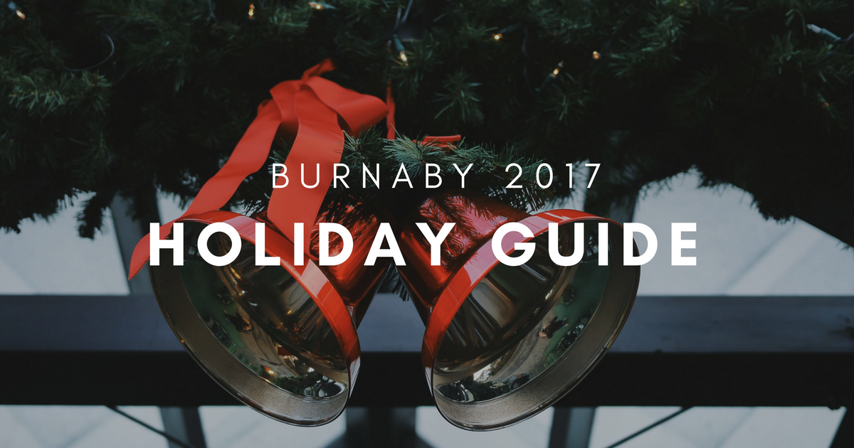 Dave Masson - Holiday in Burnaby