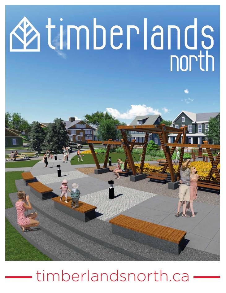 Timberlands North Info Pkg