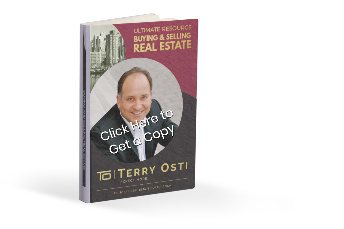 Terry's Book Ultimate Guide To Buying and Selling Real Estate