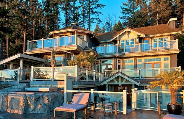 West Vancouver real estate
