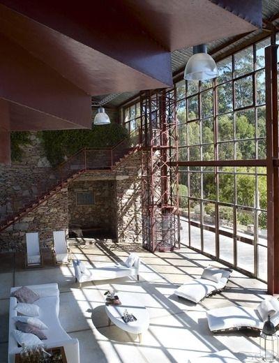 55 Beautiful Loft Designs from Around the World - Katie Burkard <br ...