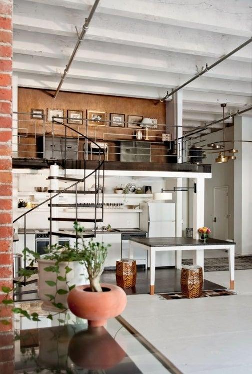 Minimalist Classic Styled Lofts By Codor Design