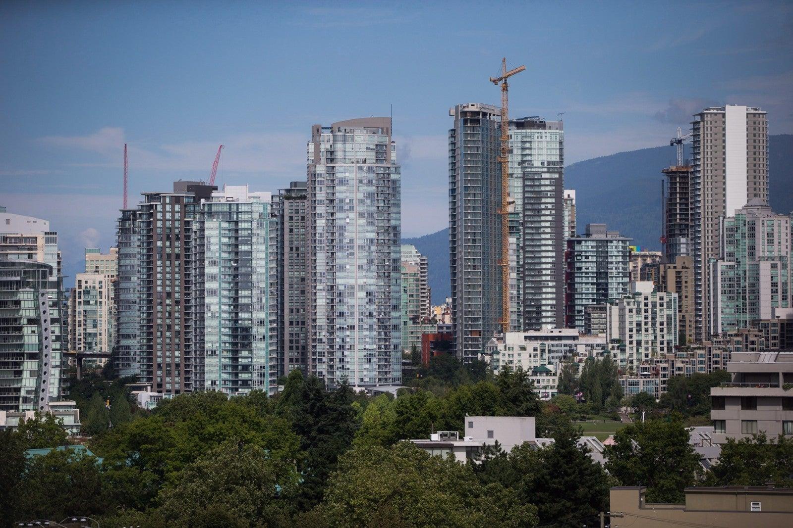 Vancouver pre-sale condos