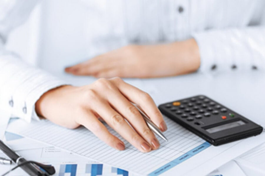 calculating the real estate deposit