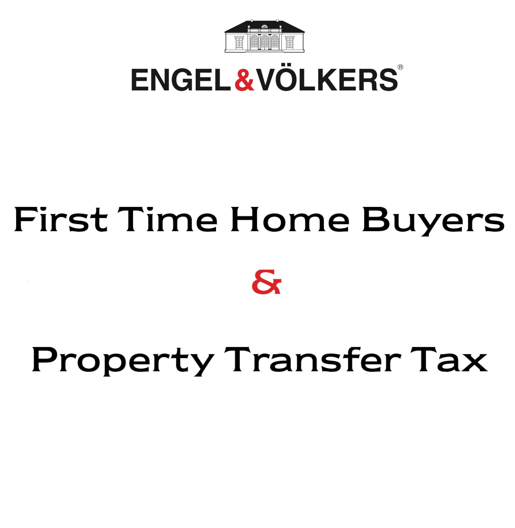First time Vancouver home buyers and property transfer tax