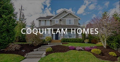 Properties for sale in Coquitlam