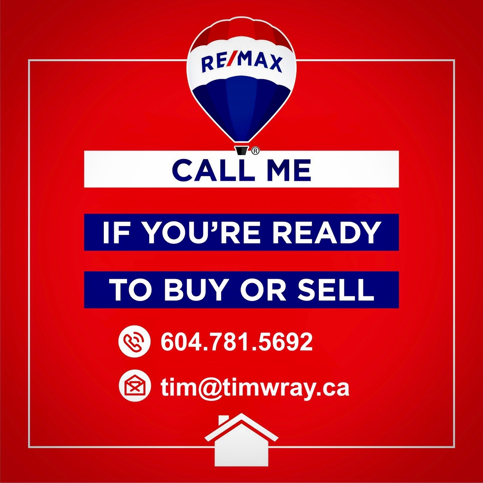 Tim Wray REALTOR® - RE/MAX Crest Realty, Vancouver